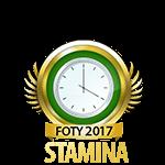 Flirt of the Year Stamina 2017