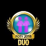 Flirt of the Year Duo 2018
