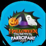 Halloween 2014 Participant