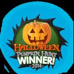Halloween 2014 Pumpkin Hunt