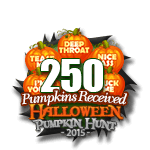 Halloween 2015 Pumpkins 250