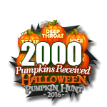 Halloween 2016 Pumpkins 2000