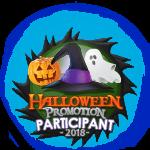 Halloween 2018 Participant