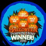 Halloween 2018 Pumpkin Hunt