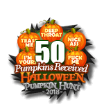 Halloween 2018 Pumpkins 50