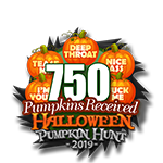 Halloween 2019 Pumpkins 750