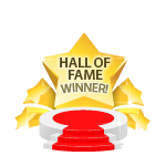 Hall of Fame Winner