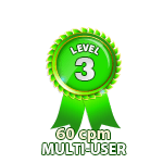 Multi-User 60cpm - Level 3