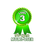 Multi-User 90cpm - Level 3