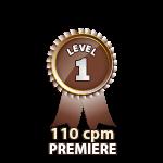 Premiere 110cpm - Level 1