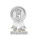 Standard 45cpm - Level 5
