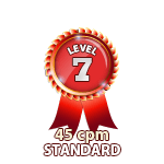 Standard 45cpm - Level 7