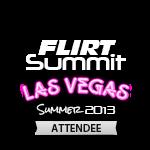 Flirt Summit Las Vegas 2013