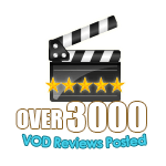 3,500 VOD Reviews Posted