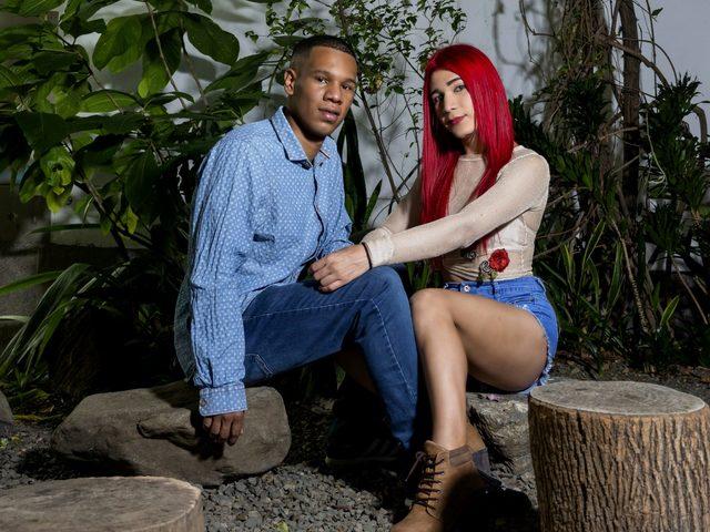 Nadia Lovens & Jhoss Mike