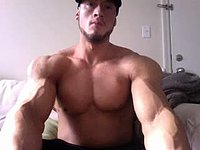 Guy Dominates You with Big Muscles and Ass