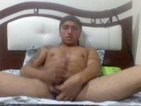 Alejandro Magnus Private Webcam Show