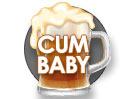 Beer Stein (Cum Baby)