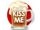 Beer Stein (Kiss Me)