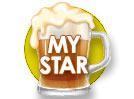 Beer Stein (My Star)