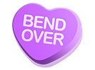 Candy Heart (Bend Over)