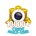 10,000+ Credit Multi-User Show