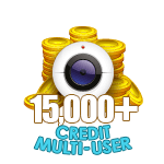 15,000+ Credit Multi-User Show