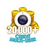 20,000+ Credit Multi-User Show