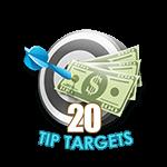 20 Tip Targets
