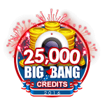 4th of July 25,000 Credits