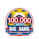 4th of July 100,000 Credits