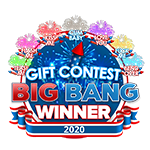 4th of July 2020 Gift Winner
