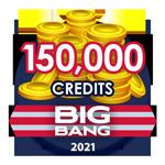 4th of July 150,000 Credits