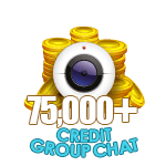 75,000 to 99,999 Credit Group Chat