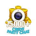 75,000+ Credit Party Chat
