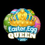 Easter 2015 Queen
