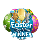 Easter 2019 Egg Hunt Winner