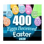 400 Eggs