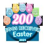 200 Eggs