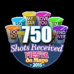750 Shots