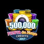 Fiesta 500,000 Credits