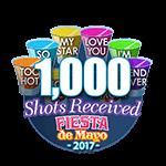 1,000 Shots