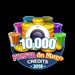 Fiesta 10,000 Credits