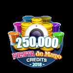 Fiesta 250,000 Credits