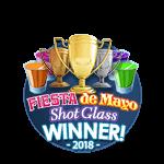 Fiesta 2018 Shot Winner