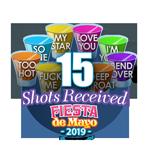15 Shots