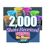 2,000 Shots