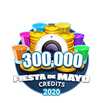 Fiesta 300,000 Credits