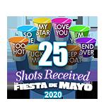 25 Shots