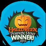 Halloween 2013 Pumpkin Hunt